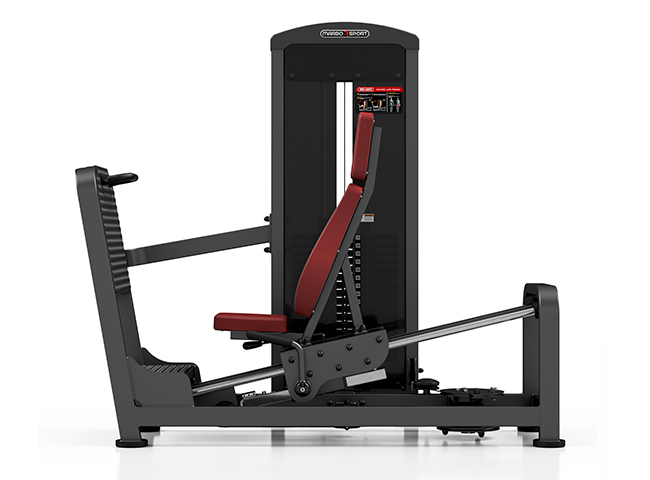 Leg press horizontálny so závažím MP-U217 Marbo Sport